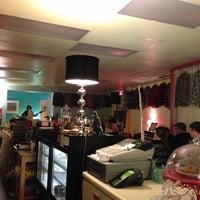 Photo taken at Raw Sugar Café by Mar W. on 2/28/2013