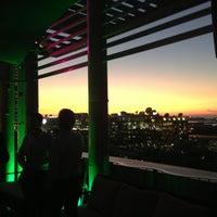 Photo taken at ICON Bar & Lounge by Richard F. on 2/7/2013