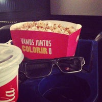 Photo taken at Cinépolis by Cris R. on 6/10/2013