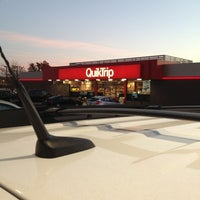 Photo taken at QuikTrip by Don K. on 10/21/2012