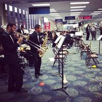 Photo taken at Terminal 2 by Supa on 12/11/2012
