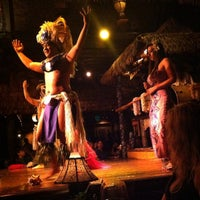Photo taken at Mai-Kai Restaurant and Polynesian Show by Supa on 12/17/2012