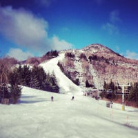 Photo taken at Hunter Mountain Ski Resort by David g. on 3/23/2013