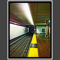 Photo taken at Montgomery St. BART Station by Rosemarie M. on 11/27/2012