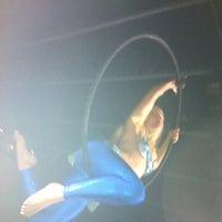Photo taken at Le Cirque Bonheur by Laure L. on 10/28/2012