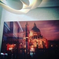 Photo taken at La Giostra by Laure L. on 4/3/2016