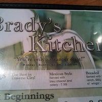 Photo taken at Brady's Bar by Leah L. on 4/10/2014