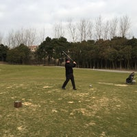 Photo taken at Yintao Golf by Cameron on 2/16/2016