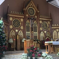 Photo taken at St. Joseph the Worker Parish by Maybelle C. on 12/26/2017