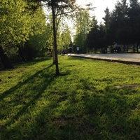 Photo taken at Бульвар по пр. Кирова by Eliz S. on 5/12/2014