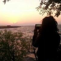 Photo taken at muammerin aile balik Restauranti by İlk N. on 7/19/2014