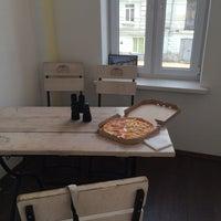 Снимок сделан в Cipollino Pizza пользователем Albina N. 8/20/2014