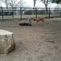 Photo taken at Loring Park Off-Leash Recreation Area by Louise D. on 12/1/2012