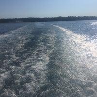 Photo taken at Funtana marina by Maaike V. on 7/4/2017