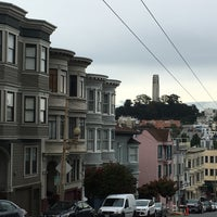 Photo taken at Russian Hill by Paul G. on 4/17/2017
