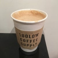 Foto scattata a Ludlow Coffee Supply da Paul G. il 12/31/2017