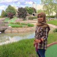 Photo taken at Challenge Golf by Munirah Liyana M. on 5/26/2015