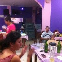 Photo taken at Harold's Palace Hotel Restaurant by Yusen R. on 6/16/2014