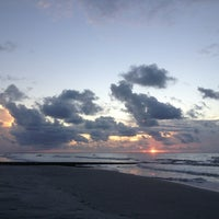 Photo taken at Hunting Island Beach by Randy C. on 7/20/2013