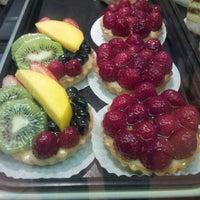 Photo taken at Croissant-Brioche by Michelle M. on 11/24/2012