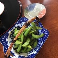 Photo taken at Japanese restaurant Haku by Dmitri F. on 4/4/2017