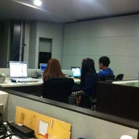 Photo taken at UFIDA Software Thailand by ⓚⓔⓐⓝⓖ . on 5/12/2014