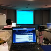 Photo taken at UFIDA Software Thailand by ⓚⓔⓐⓝⓖ . on 5/6/2014