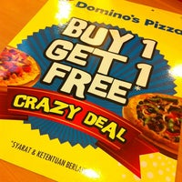 Photo taken at Domino's Pizza by Melisa T. on 6/25/2013