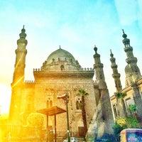Photo taken at جامع السلام by Hossam E. on 7/31/2015