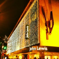 Photo taken at John Lewis by Azeem A. on 1/4/2013