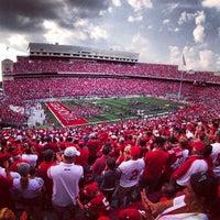 Photo taken at Ohio Stadium by Mitch D. on 9/7/2013