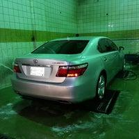 Photo taken at مغسلة البركة للسيارات by Spyder J. on 4/18/2014