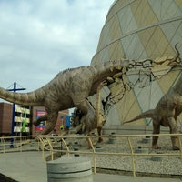 Photo taken at The Children's Museum of Indianapolis by Anjanette W. on 3/29/2013