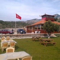 Photo taken at Asrın Restaurant by Elif T. on 4/21/2014