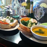 Photo taken at Gaulart & Maliclet French Café Fast and French Inc. by Greg on 10/22/2012