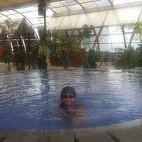 Photo taken at Teratai Swimming Pool by Susan U. on 5/11/2014