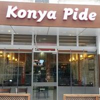 Photo taken at KONYA PİDE SALONU by Ertuğrul E. on 3/12/2015