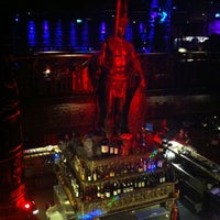 Photo taken at Shaka Zulu by Lia on 11/10/2012