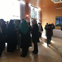 Photo taken at Embassy of the Islamic Republic of Iran by Sq P. on 1/29/2017