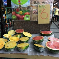 Photo taken at 蜜世界 Fruit Market by Justin T. on 5/30/2014