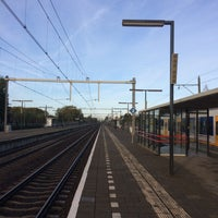 Photo taken at Spoor 4 by Kees V. on 10/25/2015