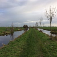Photo taken at Hollands-Utrechts Polderpad by Kees V. on 11/24/2013
