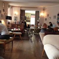 Das Foto wurde bei Café Hilde von Yuki S. am 10/10/2012 aufgenommen
