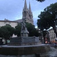 Photo taken at Les Danaïdes by Elya D. on 8/7/2017