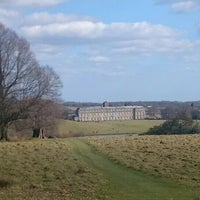 Photo taken at Petworth Park by Thomas T. on 3/25/2016
