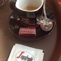 Photo taken at Segafredo Zanetti Espresso by Andrea B. on 1/2/2013