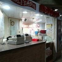 Photo taken at Golfeados Don Goyo by Ennuvi M. on 10/20/2012