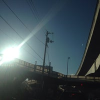 Photo taken at Mineyama-guchi Intersection by elly🐝 on 10/21/2013