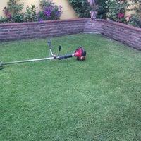 Photo taken at agencia de jardinería Salinas by Manolex S. on 7/29/2014