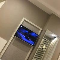 Das Foto wurde bei Mia Berre Hotels von İbrahim T. am 9/10/2017 aufgenommen